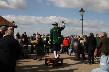 Town Crier calls for order