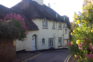 Cottage in Porlock