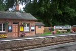 Crowcombe Heathfield Station