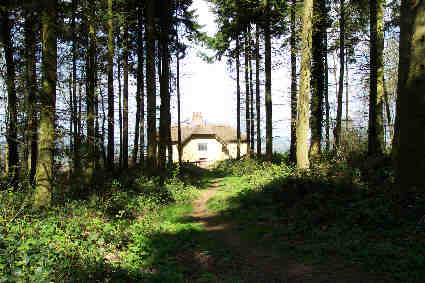Robin Hoods Hut