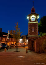 Nether Stowey Clock Tower