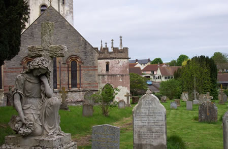 St Andrew's Churchyard